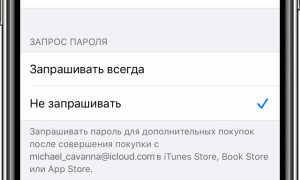 Родительский контроль на iPhone и iPad