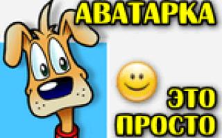 Как сделать аватарку (для ВК, Стима, Ватсапа и пр.). Сервисы для поиска и подбора аватарки