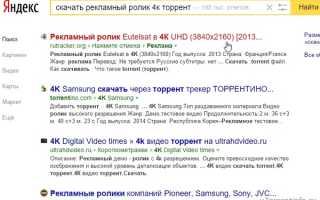 Торрент — пример использования