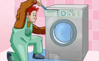 Основные причины поломки стиральной машины