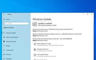 Как удалить обновления в Windows 10, если операционная система не загружается