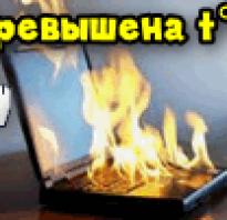 Нормальная температура процессора в ноутбуке: какая она?