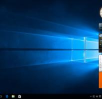 Гаджеты рабочего стола для Windows 8.1