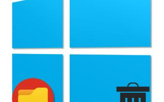 Как очистить папку WinSxS в Windows 10, 8.1