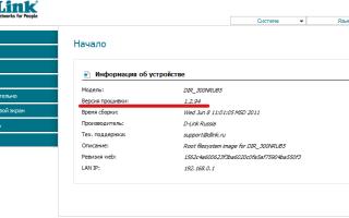 Настройка роутера D-Link DIR-300 NRU для Билайн на прошивке 1.2.94