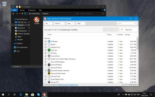 Как удалить встроенные приложения Windows 10 из установочного дистрибутива