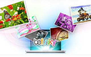 Онлайн редактор фото с эффектами и не только: Befunky