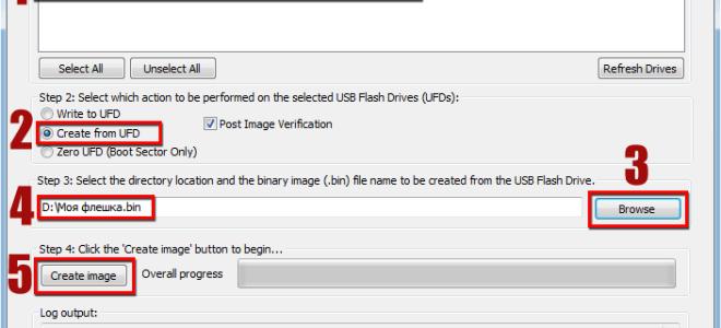 Как сделать копию загрузочной флешки на переносном винчестере USB