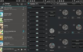 Плееры для прослушивания музыки на Андроид: что выбрать? ♫