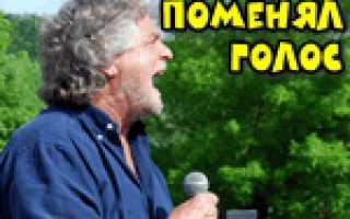 Программы для изменения голоса в микрофоне (в режиме реального времени)