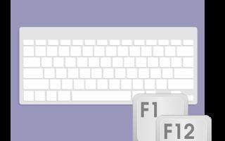 Не работает Fn и функциональные клавиши F1÷F12 на ноутбуке