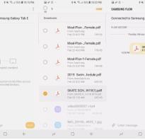 Samsung Flow — подключение смартфонов Galaxy к Windows 10
