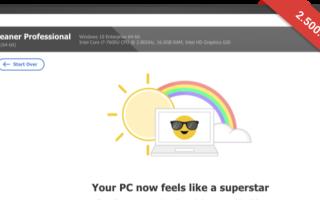 Обзор программы для чистки и оптимизации операционной системы Windows — CCleaner