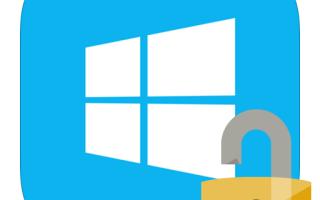 Как убрать пароль в Windows 8