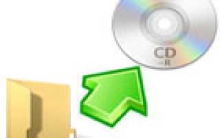 Как создать образ ISO: 1) с диска; 2) из файлов и папок