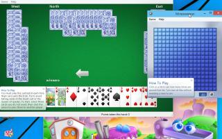 Как скачать стандартные игры для Windows 10