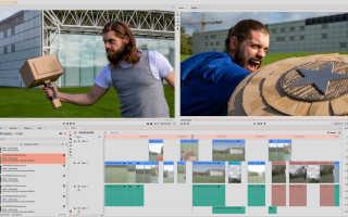 HitFilm Express — качественный бесплатный видеоредактор для Windows и Mac