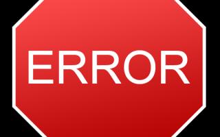 Ошибка «Не удается сохранить параметры и личные файлы…» при обновлении до Windows 10 1803 и ее устранение