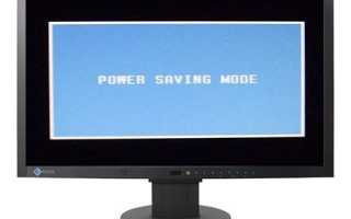 Появилось «Power saving mode» на мониторе, а изображения нет… Что делать?