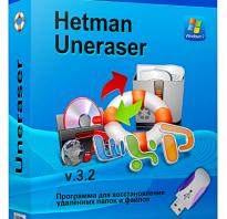 Hetman Uneraser: программа для восстановления удалённых файлов