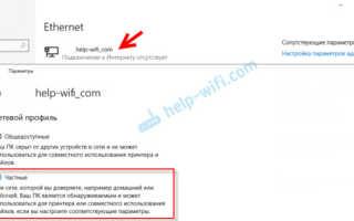 Как в Windows настроить локальную сеть и расшарить файлы для общего доступа