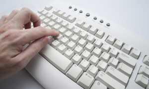 Как копировать и вставить текст с помощью клавиатуры