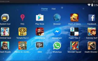 Эмулятор Android для Windows Koplayer