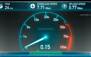 Что влияет на скорость Интернета?