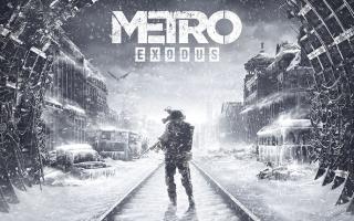 Метро Исход — системные требования Metro Exodus