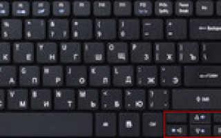 Комбинация клавиш для поворота экрана ноутбука