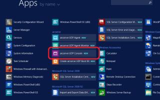Локальная установка Arcserve UDP Agent (Windows) на компьютер (на примере Windows 7). Создание резервной копии компьютера используя Arcserve UDP Agent