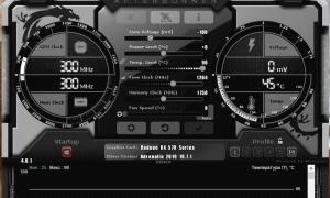 Как разогнать AMD видеокарту (на примере RX 570)