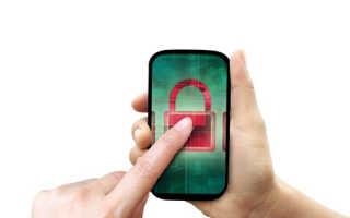 Как поставить пароль на Android